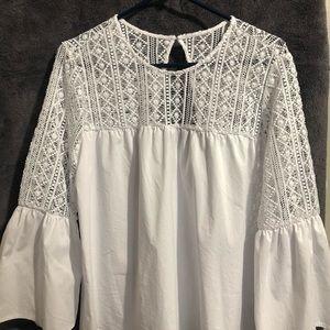 Sharagano blouse